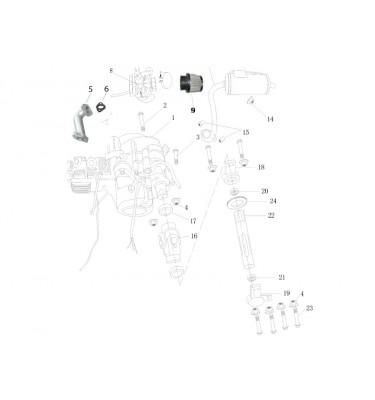N°22 - Axe de transmission
