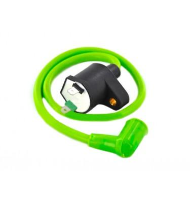 Bobine d'allumage Racing - Vert