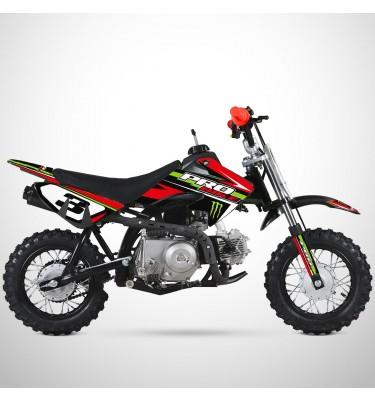 Moto enfant PROBIKE 88 - Rouge - 2021