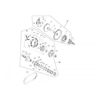 N°3 - Etoile de variateur