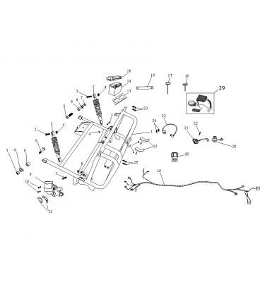 N°19 - Faisceau Electrique