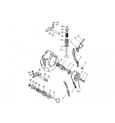 N°11 - Joint tendeur de distribution