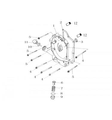 N°6 - Kit bouchon de vidange