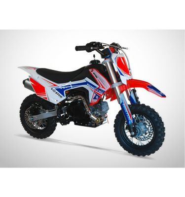 Dirt Bike BASTOS L50 - 2020