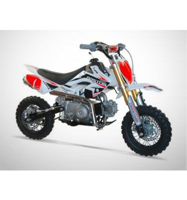Dirt Bike BASTOS BS 90 MINI - 2020