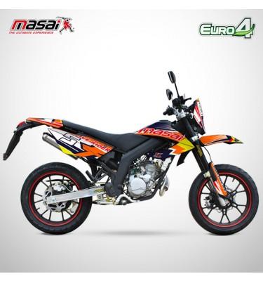 Moto homologuée SM 50 - MASAI - Five Rider