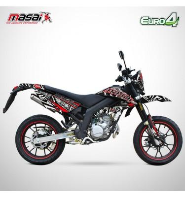 Moto homologuée SM 50 - MASAI - Wicked Rider