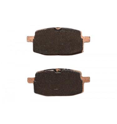 Plaquettes de frein arrière - Modèle 2 - Semi-metal