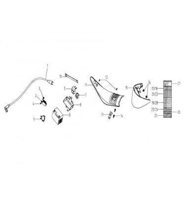 FIG. 03 - Electricité - Carénages