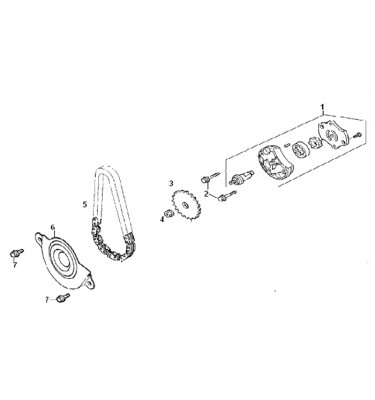 FIG. 05 - Pompe à huile