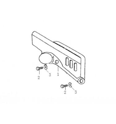 FIG. 20 - Protection de chaîne