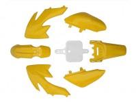 Kit plastique - Type CRF50 - Jaune