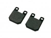 Plaquettes de frein arrière - Modèle 3