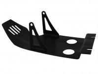 Sabot alu - Craddle mount - Noir