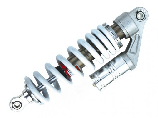 Amortisseur à gaz - 295mm - Bonbonne