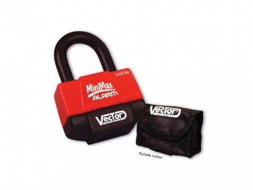 Antivol cadenas - VECTOR - Mini Max Alarm