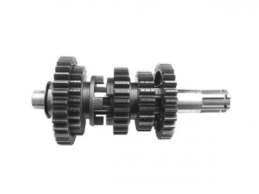 Arbre de boîte secondaire 15/20 - 157mm
