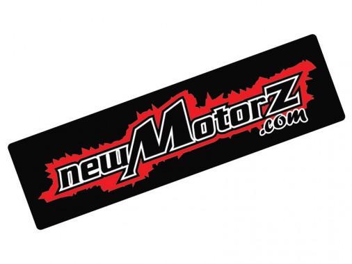 Sticker - NEW MOTORZ - 60x15 cm