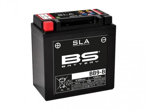 Batterie SLA BB9-B / YB9-B - BS BATTERY