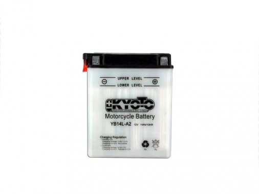 Batterie YB14L-A2 - KYOTO