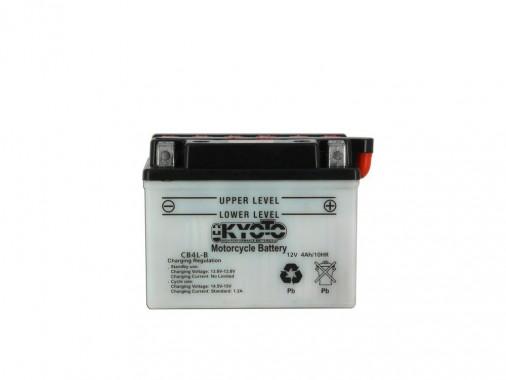 Batterie YB4L-B - KYOTO