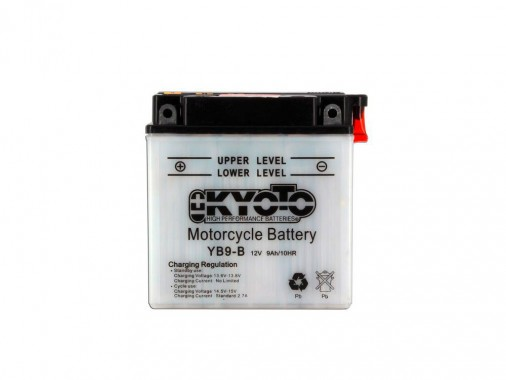 Batterie YB9-B - KYOTO