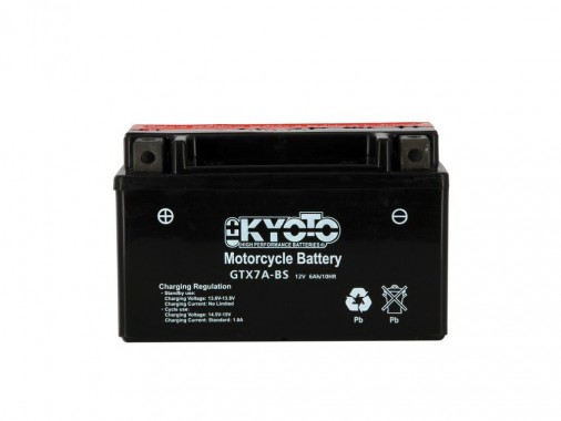 Batterie YTX7A-BS - KYOTO