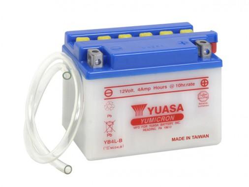 Batterie YB4L-B - YUASA