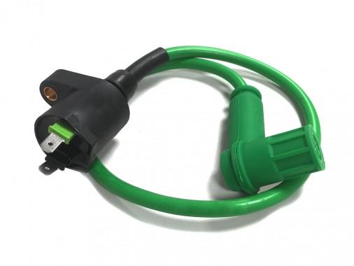 Bobine d'allumage Racing - Vert foncé