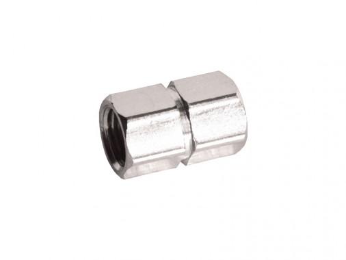 Bouchon de valve CNC - Silver