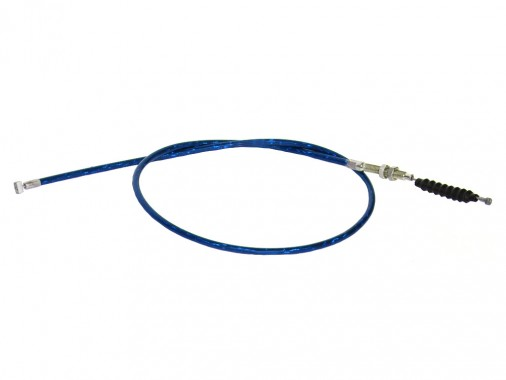 Câble d'embrayage en prise - 1020mm - Bleu