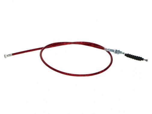 Câble d'embrayage en prise - 1020mm - Rouge