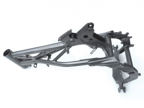 Cadre GUNSHOT 2011/12 - Type TTR110 - Cross