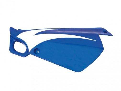 Carénage arrière gauche - Bleu
