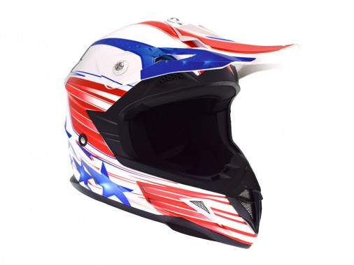 Casque cross ATRAX Starcross - Enfant