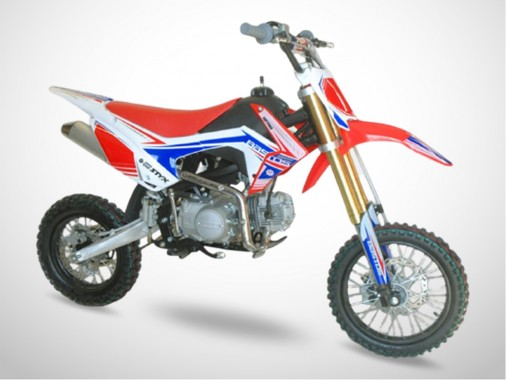 Dirt Bike BASTOS BP 125 - 2020