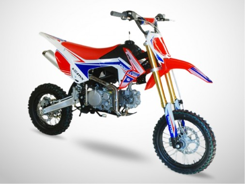 Dirt Bike BASTOS BP 140 - 17/14 - 2020