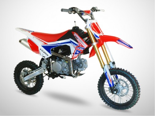 Dirt Bike BASTOS BP 150 17/14  - 2020