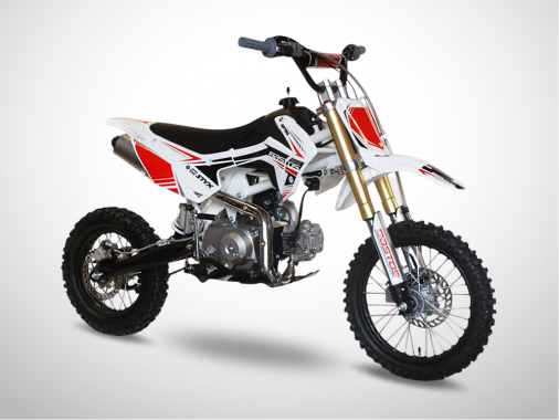 Dirt Bike BASTOS BS 125 SA - 2020