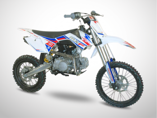 Dirt Bike BASTOS MXF 125 - 17/14 - 2020