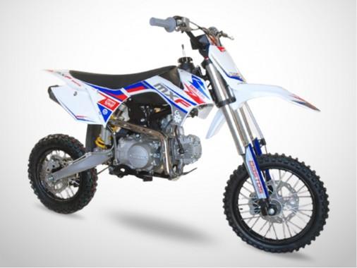 Dirt Bike BASTOS MXF 140 - 2020