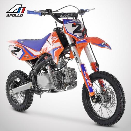 Dirt Bike APOLLO RFZ OPEN 150 - 2021 - Orange