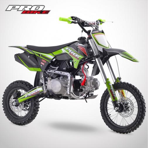 Dirt Bike PROBIKE 125-S - 14/12 - Vert - 2021
