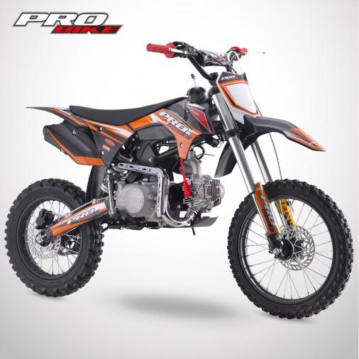 Dirt Bike PROBIKE 125-S - 17/14 - Orange - 2021