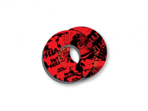 Donuts FX FACTORY - METAL MULISHA - Rouge