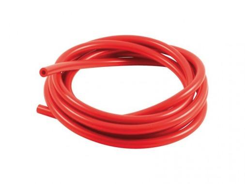 Durite à essence 5mm - 1m - Rouge