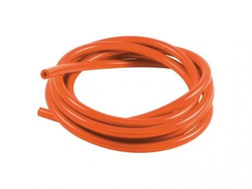 Durite à essence 6mm - 1m - Orange
