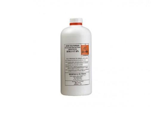 Acide de batterie - 1 Litre