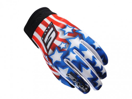 Gants Cross Adulte FIVE Planet Patriot