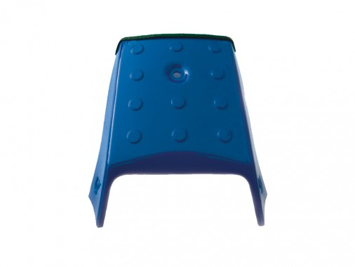 Garde boue arrière - Bleu